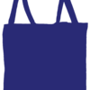 Grocery bag - blue
