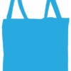 Grocery bag - blue (2)
